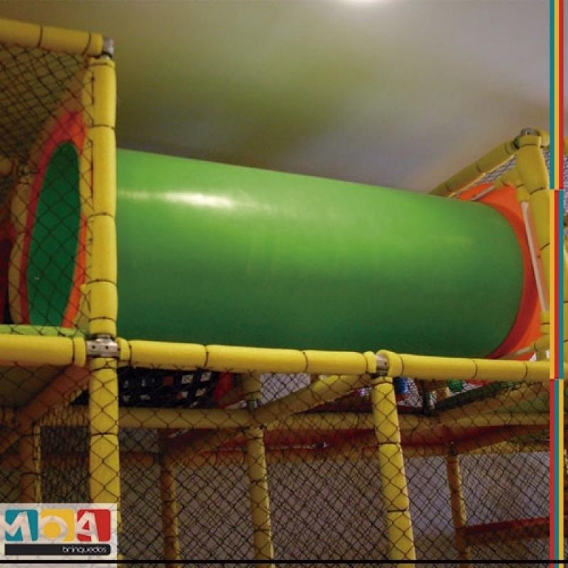 Distribuidor de Peças para Montagem de Brinquedão - Moa Brinquedos -