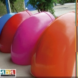 distribuidores de peças e tubos para brinquedão Ribeirão Preto