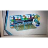 onde encontrar loja de isotubo blindado de brinquedão para salão de festas Brasília